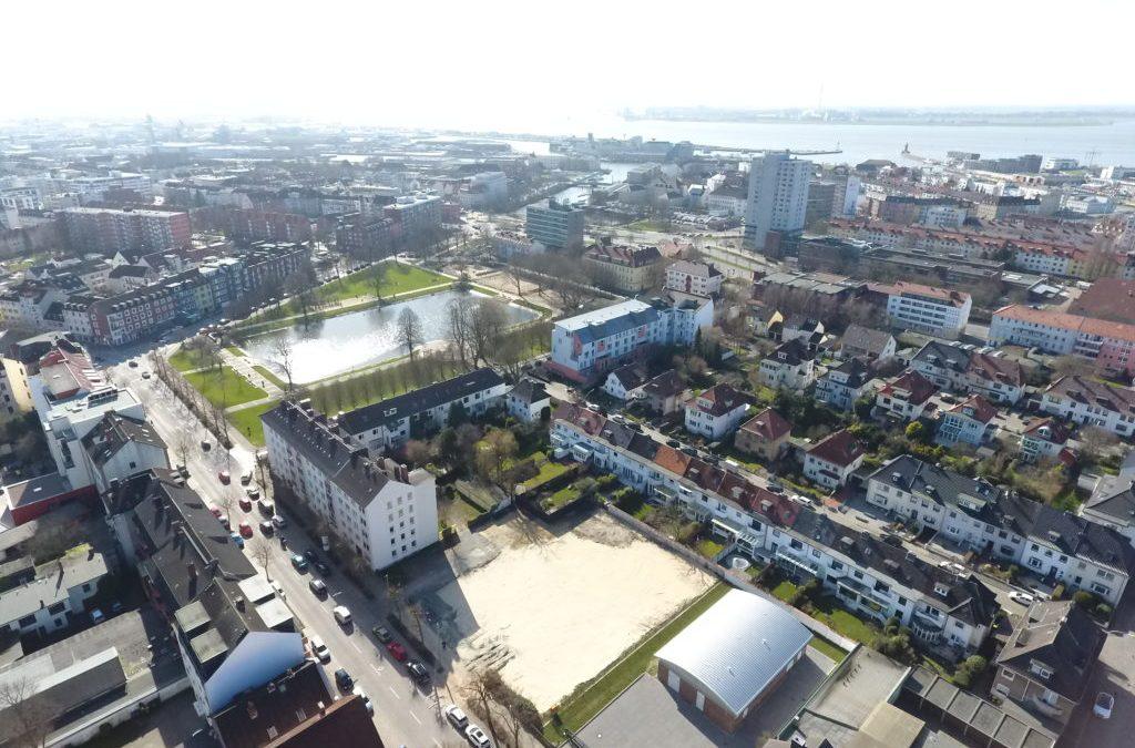 6,5 Millionen für neues Wohn- und Geschäftshaus